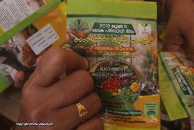 Distribution of Saplings and Seeds