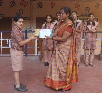 Shantiprabha Nadana Kalasamiti - Light music winner